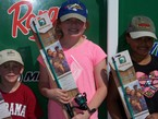 Kids Rodeo winners